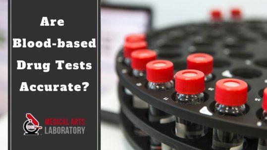 Blood test drugs