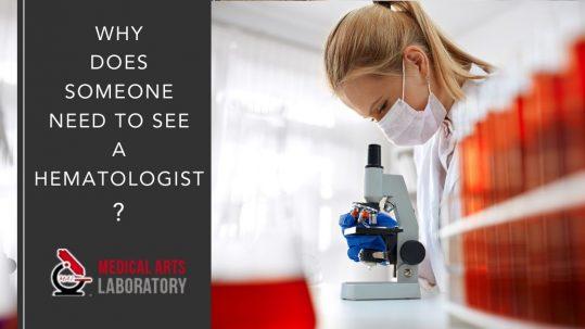 Hematologist